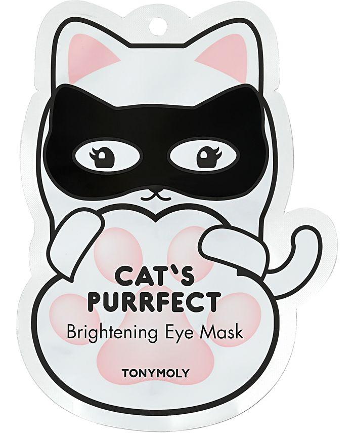TONYMOLY - Cat's Purrfect Brightening Eye Mask