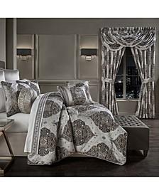 Desiree  King 4 Piece Comforter Set