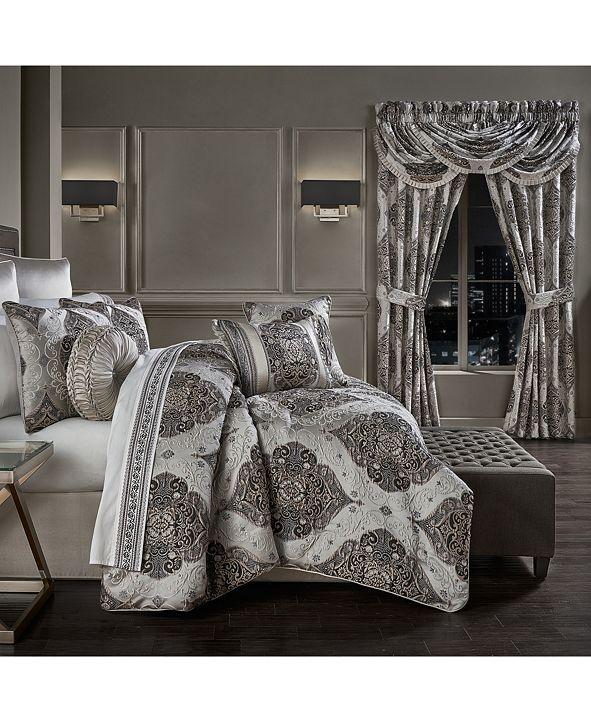 J Queen New York Desiree  King 4 Piece Comforter Set