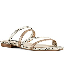 Sean Strappy Slide Sandals