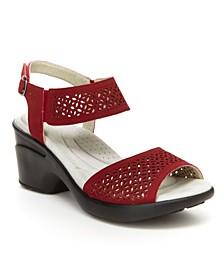 Toledo Comfort Wedge Sandal