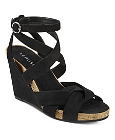 Phoenix Strappy Wedge