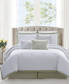 Belaire Queen Comforter Set