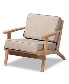 Sigrid Mid-Century Modern Armchair