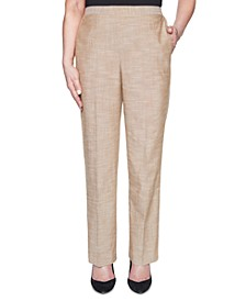 Petite Desert Oasis Pull-On Pants