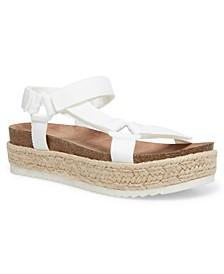 Cambridge Flatform Sandals