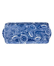 Blue Room Sunflower Melamine Tray