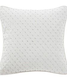 """Florence 14"""" L X 14"""" W Embroidered Pillow"""