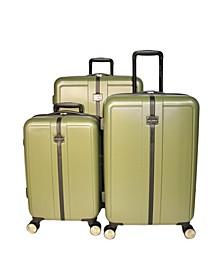 Darcy 3 Piece Hardside Luggage Set