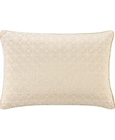 "Olann 14"" W X 20"" L Quilted Pillow"