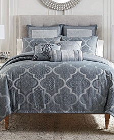 Trento 3 Piece Duvet Set, Full/Queen