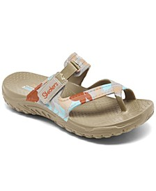 Women's Cali Gear Reggae Rainforest Sandals from Finish Line