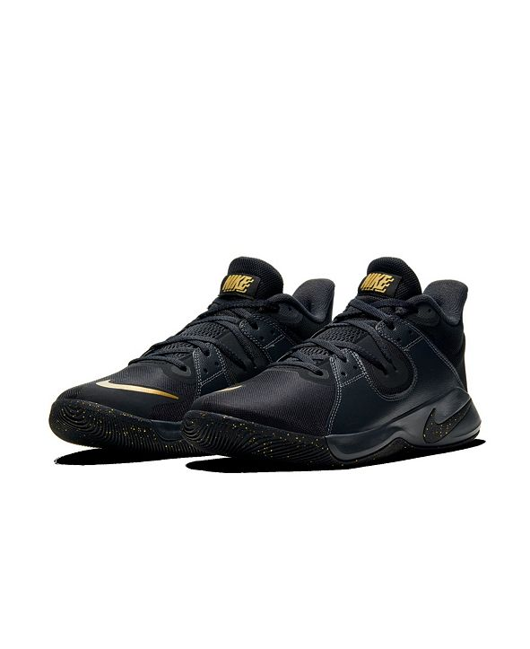Nike Men's Fly By Mid Casual Sneakers from Finish Line