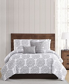Pem America Grace Pleated Comforter Set Collection