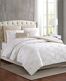 Serafina Queen Comforter Set