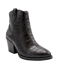 Sugar Women's Tarah Western Booties