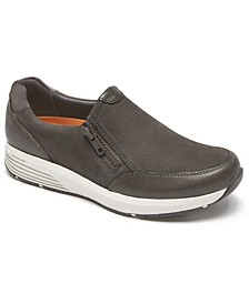 Women's Trustride Side-Zip Slip-On Sneakers