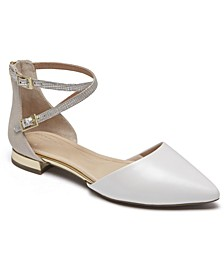 Women's Total Motion Zuly Flats