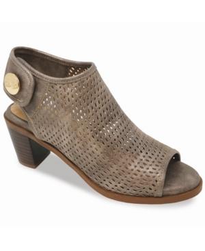 Brooklyn Peep Toe Booties Women's Shoes