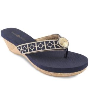 Yoga Lynne Platform Wedge Sandal Women's Shoes