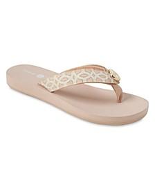 Lulu-Tu Flip Flop Sandal