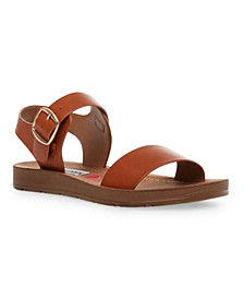 Big Girls Wedge Sandal