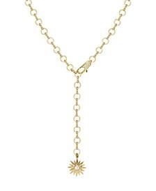 Total Eclipse Lariat Women's Necklace