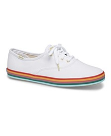 Women's Champion Rainbow Foxing Sneaker
