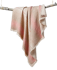 CLOSEOUT! Lucky Brand Serape Throw, Created for Macys