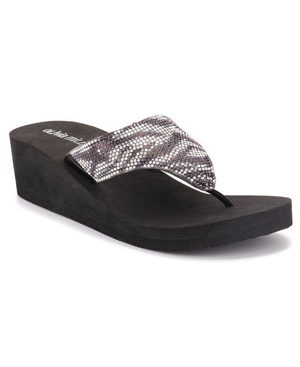 Olivia Miller Wild Child Sandals