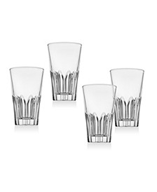 Union Square Set of 4 Highball Glasses