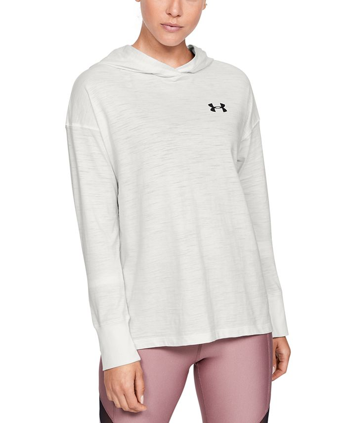 Under Armour - Charged Cotton® Adjustable Hoodie