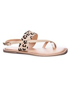Reeba Flat Sandals