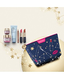 Receive a FREE 7-Pc Gift with any $39.50 Estée Lauder purchase. A $173 Value!