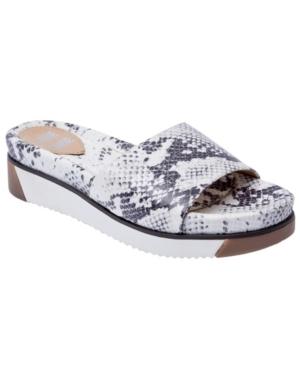 Hannah Footbed Slides Women's Shoes