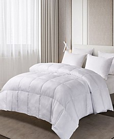 Down Alternative Tencel & Polyester Comforter, Twin