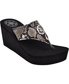 Women's Solene Thong Sandals