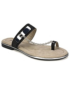 Zoria Flat Sandals