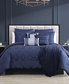 Danslo 14 PC King Comforter Set