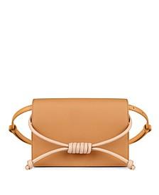 Midi Chelsea Leather Clutch Bag