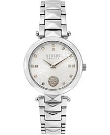 Women's Covent Garden Petite Stainless Steel Bracelet Watch 32mm