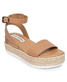 Womens Chaser Flatform Espadrille Sandals