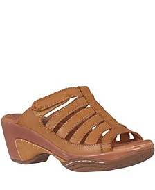 Valencia Comfort Clog Sandals