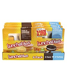Oscar Mayer Variety Pack, 6 Count