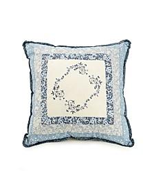 "Charlotte 16"" x 16"" Decorative Pillow"