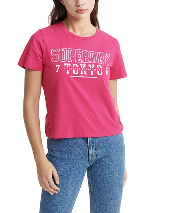 Superdry Track Field T-Shirt