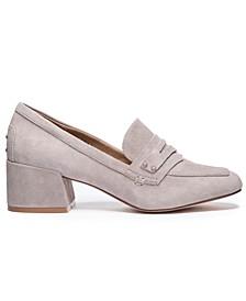 Women's Marilyn Block Heel Loafers