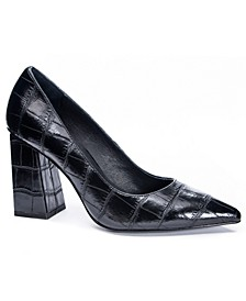 Women's Kyra Block Heel Pumps