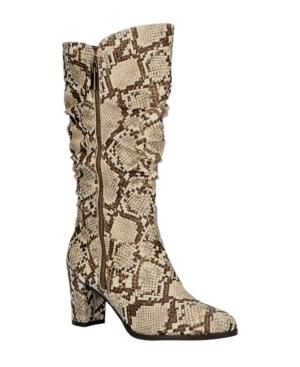 Mara Mid Shaft Boots Women's Shoes