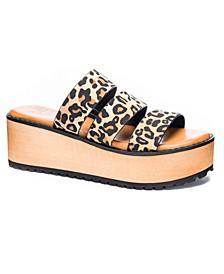 Women's Jolt Elastic Gore Sandal